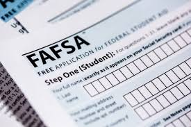 3 Easy Steps for the FAFSA