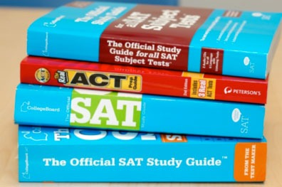 PSAT-ACT-SAT Prep: Use Only Official Material